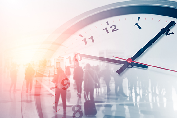 Time Clocks to track Workforce's Data