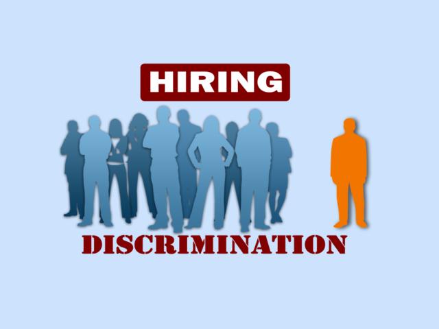 Hiring Discrimination1