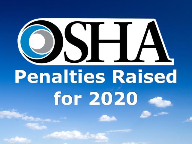 OSHA Penalty